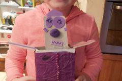Amira Lily Dalton from Senior Infants