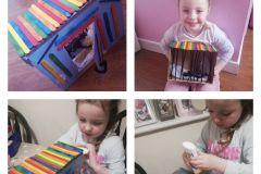 Lauryn Eyles from Junior Infants