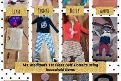 Ms Madigan's 1st Class