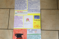 Laura Rigney's (5th Class) History Project